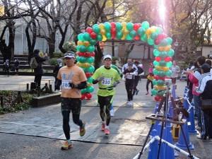 上野 の 森 ハーフ マラソン
